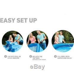 10' x 30 Quick Set Inflatable Above Ground Swimming Pool Family Kid Play Water