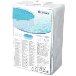 12ft Inflatable Summer Solar Swimming Pool Cover Garden Water Insulate