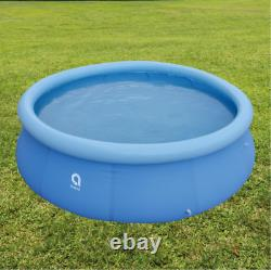 AVENLI Family Inflatable Swimming Pool 10ft X 30in