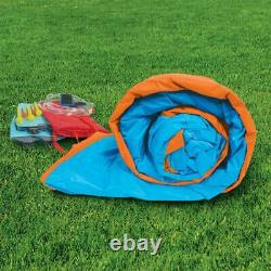 Banzai Falls Inflatable Water Park Play Pool with Slides and Blower (For Parts)