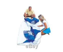 Bestway 10' x 30 Fast Set Inflatable Above Ground Swimming Pool & Pump (2 Pack)