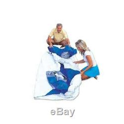 Bestway 12' x 30 Fast Set Inflatable Above Ground Pool with Filter Pump(Open Box)
