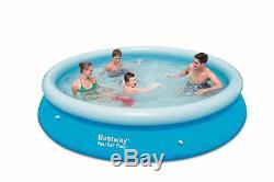Bestway 12foot x 30inch Fast Set Inflatable Swimming Pool #57032