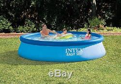 Center Family Inflatable Pool Water Park Swimming Summer Fun Outdoor Backyard