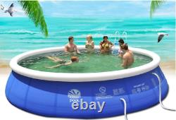 DHL DELIVER- Water Sports Inflatable Swimming Pool PVC Portable Swim