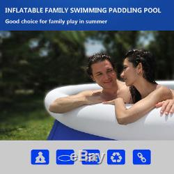 Family Garden Inflatable Pool Swimming Wading Paddling Pools Deep Outdoor Kits