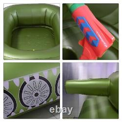 Floating pool Inflatable Summer Tank model Swimming Ring Outdoor Water Play Toys
