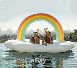 Inflatable Pool Swimming Float Kids Adults Swim Ring Summer Water Pool Toy Bed