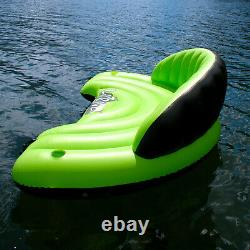 Inflatable Swim Sofa Floating Lounge For River Water Pool Lake