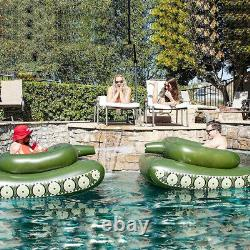 Inflatable Swimming Tank Summer Water Spray Toys Outdoor games Pool Punisher
