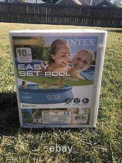 Intex 10' x 30 Easy Set Inflatable Above Ground Swimming Pool