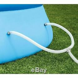 Intex 18Ft x 48In Inflatable Round Above Ground Swimming Pool Set / IN HAND