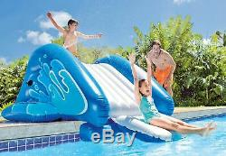 Intex Kool Splash Inflatable Play Center Swimming Pool Water Slide Accessory
