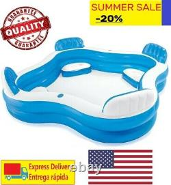 Intex Large Inflatable Pool Outdoor Children Piscina Swimming Paddling SALE