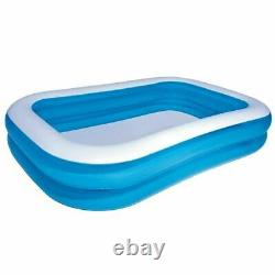 Large Family Swimming Pool Garden Outdoor Summer Inflatable Kid Paddling With Pump