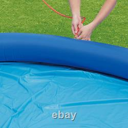 NEW Summer Waves 12 ft Quick Set Ring Round Above Ground Swimming Pool