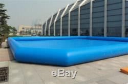 New2323ft Above Ground Inflatable Family Swimming Pool Inflatable Kids Fun Play