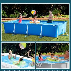 Spot Inflatable Swimming Pool Frame Above Ground Pool Outdoor Paddling Pool for