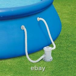 Summer Waves 12 ft Quick Set Ring Round Above Ground Swimming Pool! FAST SHIP