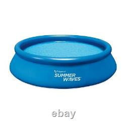 Summer Waves 12'x30 Quick Set Inflatable Ring Above Ground Pool SHIPS TODAY