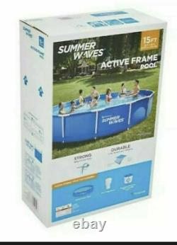 Swimming Pool ALL SIZES Intex Summer Waves Coleman YOU CHOOSE Free Ship