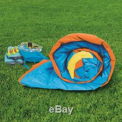 Swimming Pool For Kids Outdoor Inflatable Summer Water Garden Fun Slide Play